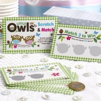 Little Owls Scratch Card Game (10)